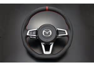 Steering Wheel For Mx5 Autoexe Sports Steering Wheel For Miata Mx5 2016 Rev9