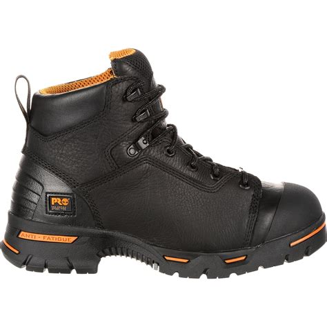 puncture resistant work boots timberland pro endurance steel toe waterproof puncture