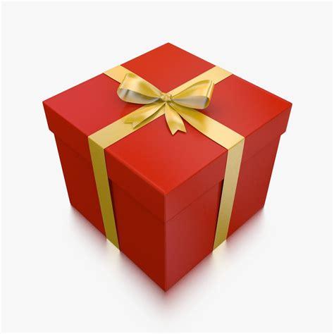 gift box 3d gift box