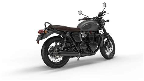Motorradmarkt Uk by Gebrauchte Und Neue Triumph Bonneville T120 Black