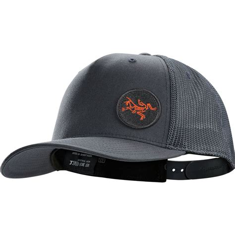 Arteryx Patch Trucker Hat Topi arc teryx patch trucker hat backcountry