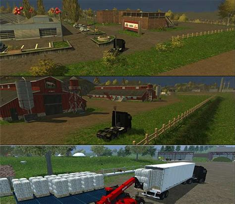 farming simulator 2013 best maps canada map ls2013