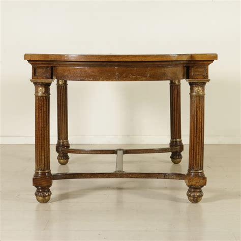 centro tavolo tavolo da centro in stile impero mobili in stile
