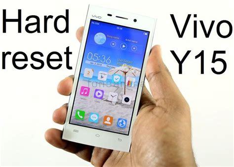 Headset Vivo Y15 reset vivo y15 universal method device boom