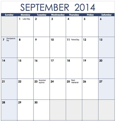 free monthly calendar templates 2014 2014 vertical monthly calendar template for numbers free