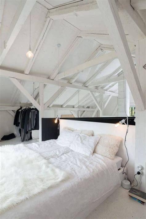 attic schlafzimmer 29 impressive and chic loft bedroom design ideas digsdigs