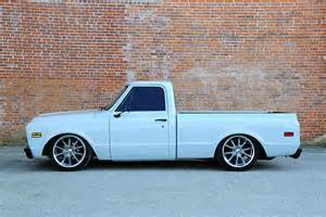 Chevrolet C 8 Year Project Build 1972 Chevrolet C10 Comes To