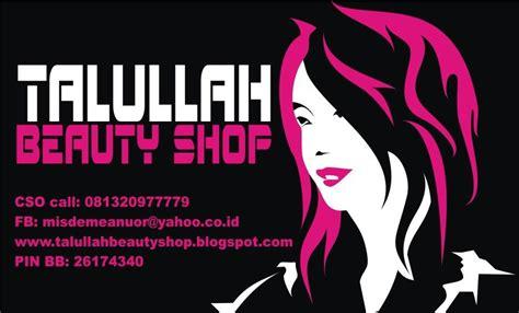 talullah beauty shop cream baby pink original murah