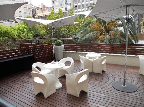 terrazze design terrazza picture of eurostars bcn design barcelona