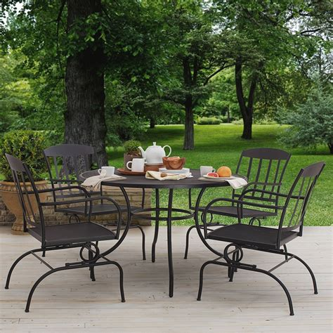 outdoor furniture for patio why everyone is wrong regarding refinish cast aluminum
