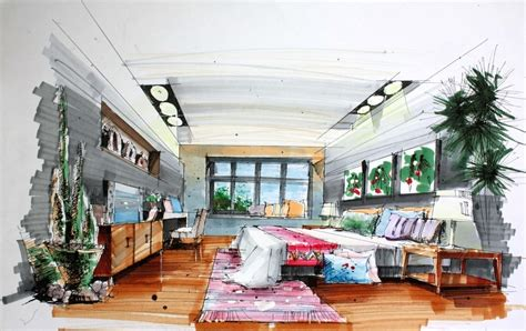 interior design bedroom drawing 1000 images about contruction drawing on pinterest one