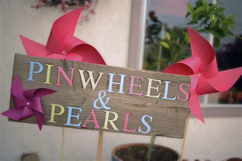 birthday ideas pinwheel theme birthday the sweetest occasion