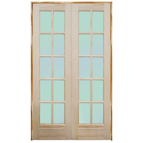 double swing doors 4 prehung double swing interior french door unit