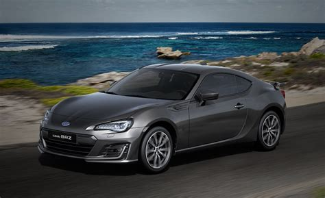 grey subaru brz subaru brz 2017 couleurs colors