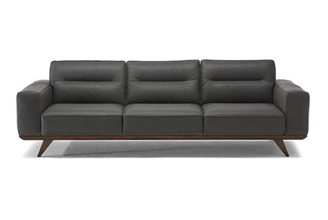 natuzzi black leather sectional black leather sofa natuzzi infosofa co