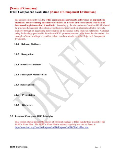 ifrs conversion template ifrs conversion template image collections template