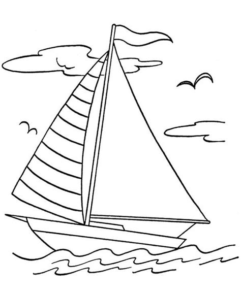 coloring book pages boats drawing sailing boat coloring pages batch coloring