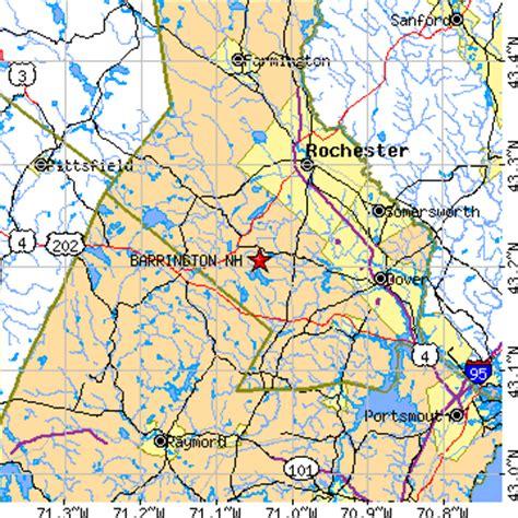 Barrington Nh barrington new hshire nh population data races housing economy