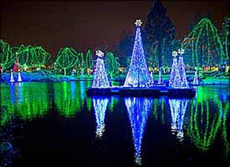 Light Up Your Holidays With A Celebration At The Zoo Columbus Zoo Lights 2014