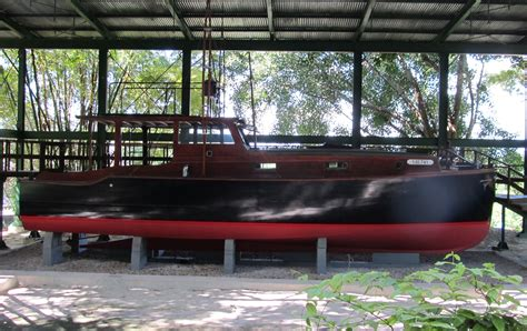 file pilar ernest hemingway s boat cuba jpg wikimedia - Hemingway S Boat