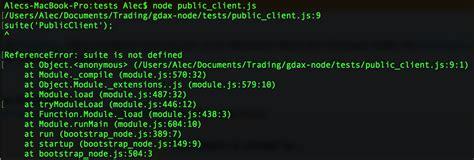 Document Is Not Defined Javascript Node Js