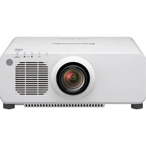 Proyektor Standar panasonic pt rz970wu 10 000l wuxga dlp projector pt rz970wu b h