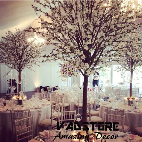 cherry blossom table decorations artifiical cherry blossom table wedding centerpiece tree