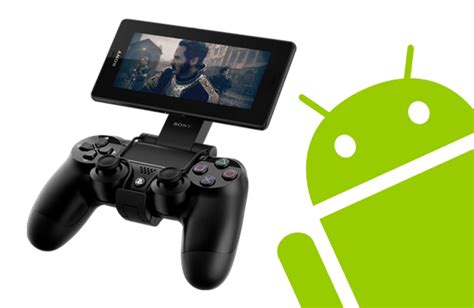 android to ps4 can you ps4 remote play to any android device thumbsticks