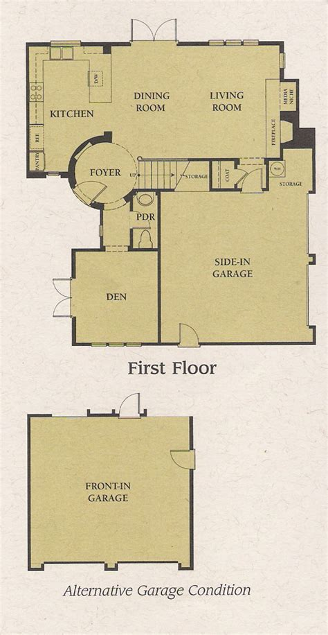 woodland homes floor plans carmelita homes