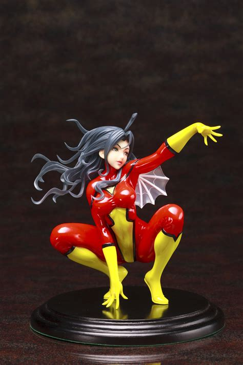 Bishoujo Marvel Spider dec131933 marvel spider bishoujo statue previews