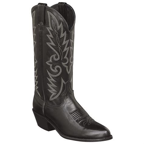 dan post boots s s dan post 174 13 quot mignon leather j toe boot 99409