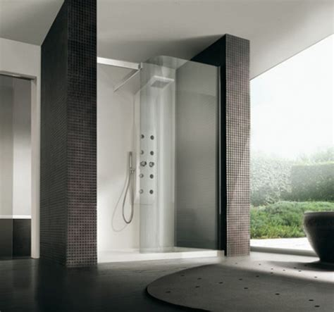 open shower design open shower ideas awesome doorless shower creativity