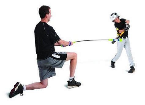 swing stick baseball baseball hit a way swing trainer stick youth batting