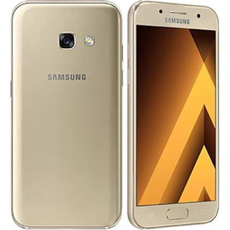 Samsung A3 New Gold samsung galaxy a3 2017 lte brand new unlocked gold sand samsung sn traders