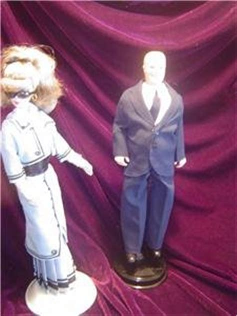 drew carey doll short fat ken  suit outfit tie shoes