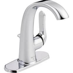single handle centerset bathroom faucets
