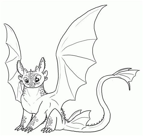 coloring pages for how to your pictures of toothless from how to your