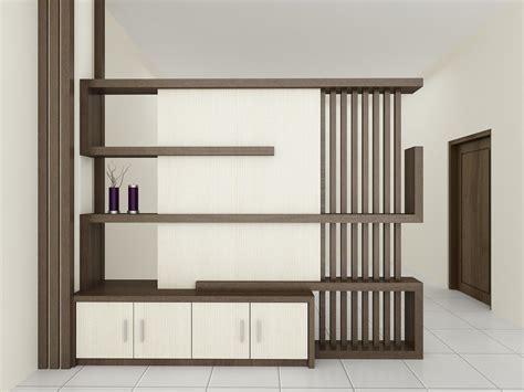 Lemari Sekat Ruangan 50 desain sekat ruangan minimalis sekat ruang tamu