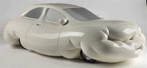 by erwin wurm fat car erwin wurm and the profanity of the object in paris