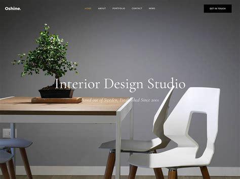interior design instagram pages dise 241 o de landing page de interiorismo