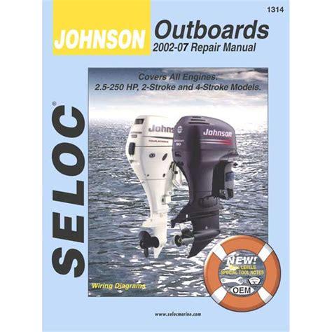 outboard motor repair west sacramento sierra johnson outboard repair manual 2002 2007 west marine