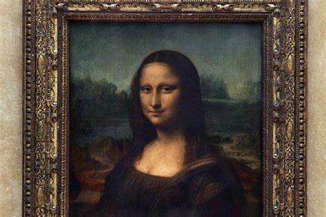 painting real mona researchers work to find