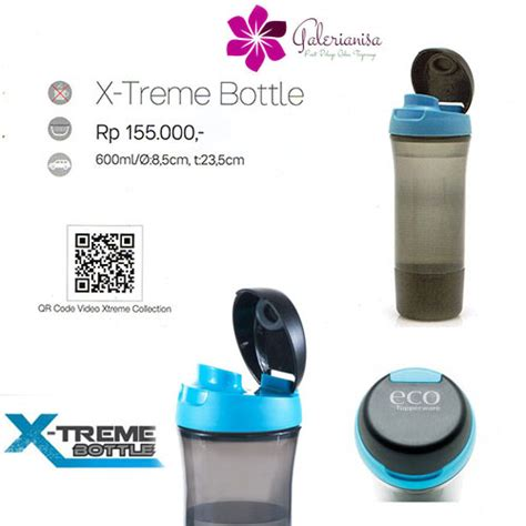 Tupperware Xtreme Bottle x treme bottle tupperware indonesia promo terbaru
