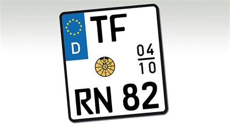 Motorrad Enduro Kennzeichen by Motorr 228 Der Mit Den Meisten Saisonkennzeichen Tourenfahrer