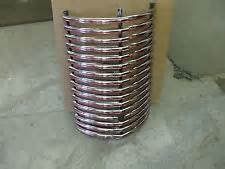 1940 chevy truck grille new newly triple plated l k