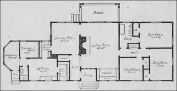Rectangular Bungalow Floor Plans by Victorian House Plans Bungalow Arts