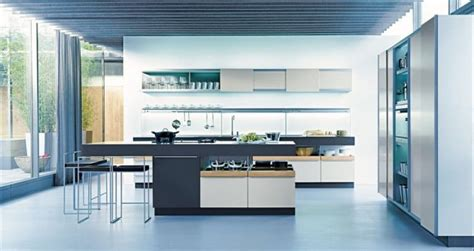 küche kabinett inseln moderne k 252 chen preise dockarm