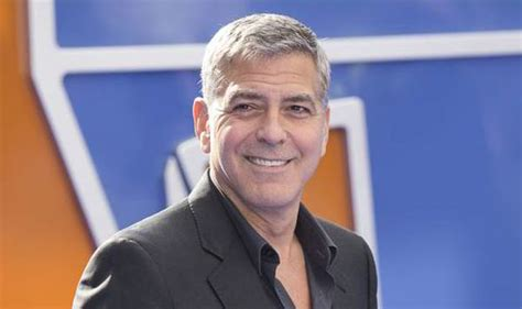 Even Out Of Focus George Clooney Is by Divergent Shailene Woodley I Ve Learned So Much From