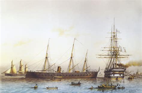 la gloire des maudits 97 pr 233 histoire du navire cuirass 233 1 trois ponts