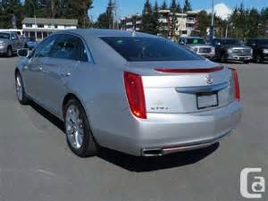2014 Cadillac Xts Premium Awd 2014 Cadillac Xts Awd Luxury For Sale In Nanaimo